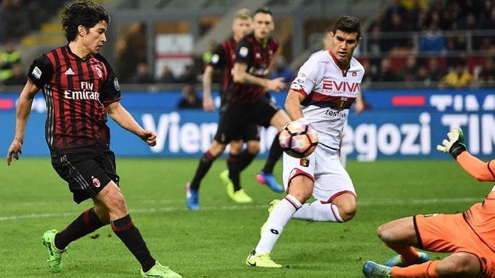 Montella alla vigilia di Milan-Genoa:
