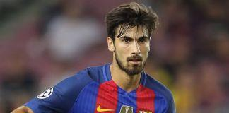 andre gomes barcellona milan