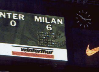 11 maggio 2001 derby
