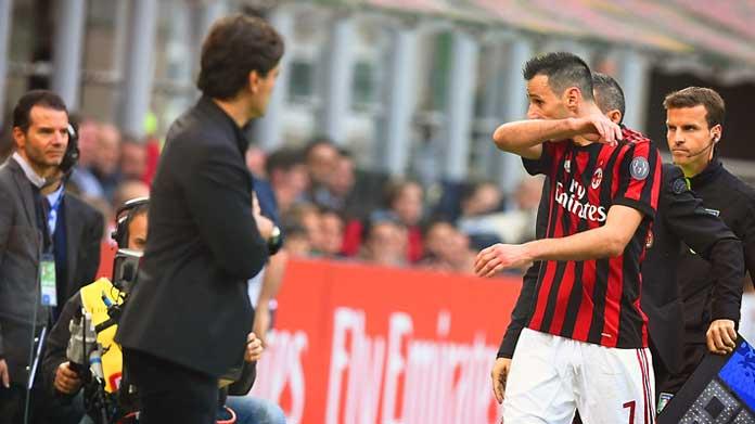 Montella supera il test Sassuolo, il Milan rimane suo