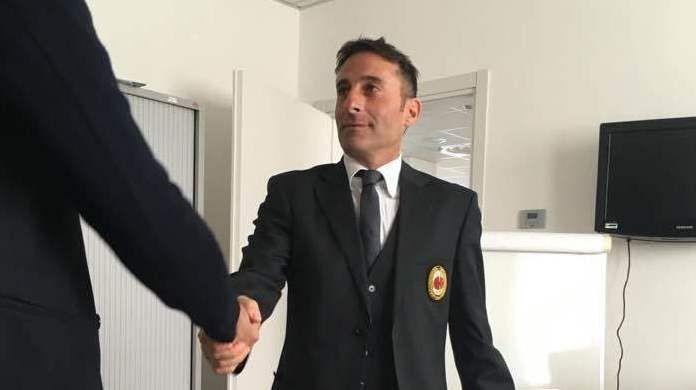 Alessandro Lupi Milan Primavera