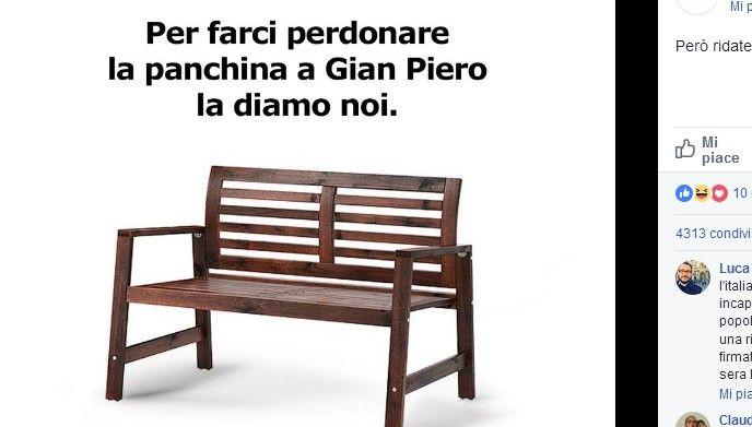 Social, Ikea sfotte l'Italia: