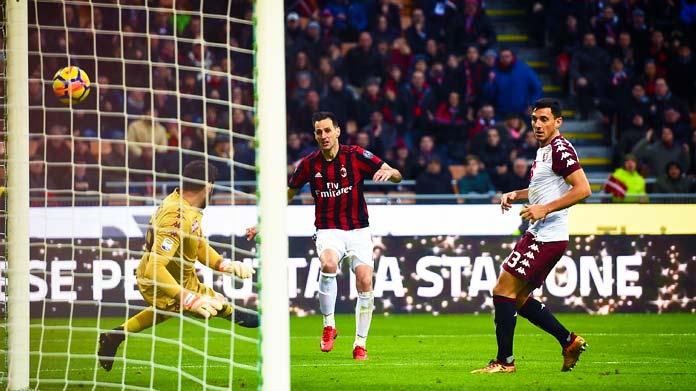 Milan-Torino, Montella: