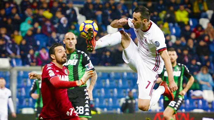 Serie A, Milan-Sassuolo: termina senza reti la prima frazione di gara