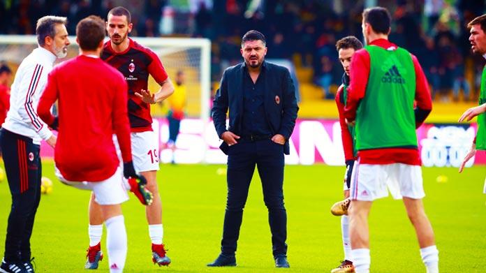 Rijeka già eliminato e Milan qualificato: Gattuso sperimenta