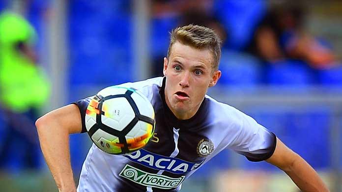 Milan, contatti per Jankto: si lavora con l'Udinese per il prestito