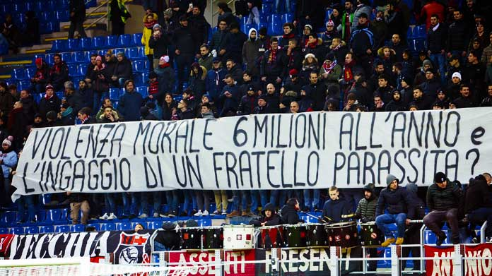 Bonucci sul Milan: