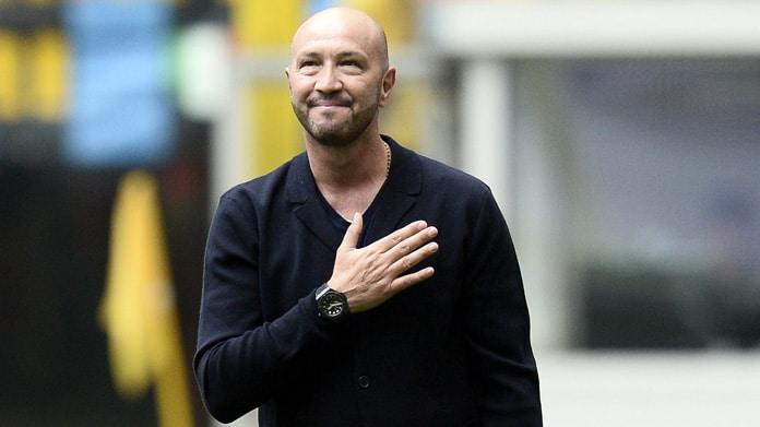 Zenga, allenare l'Inter un'aspirazione
