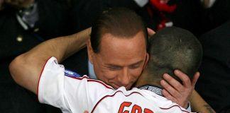 Gattuso Berlusconi