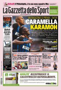 Gazzetta 12.2.2018