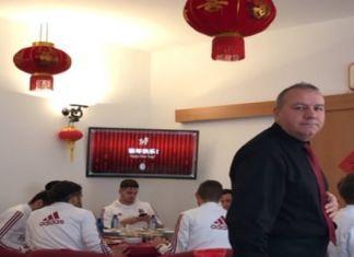 Pranzo Cinese Milanello