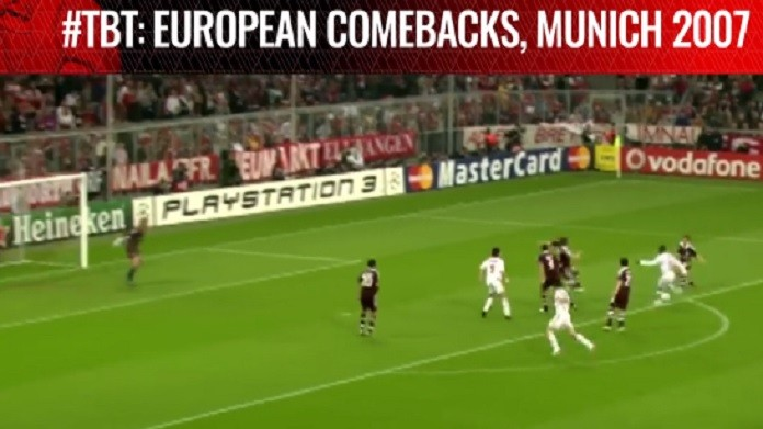 Twitter @AC Milan