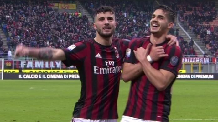 SERIE A: Rimonta Milan, decide Silva
