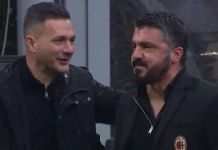Gattuso team manager