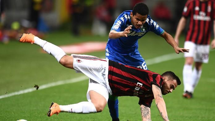 Infortunio Suso, tegola Milan: salta la Fiorentina