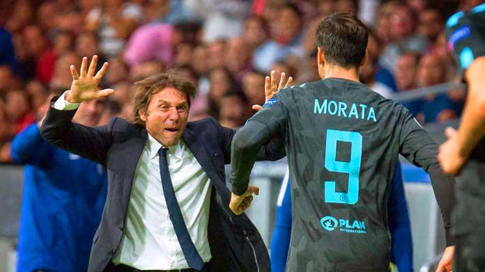 Milan, Morata acquisto sfiorato. L'agente: