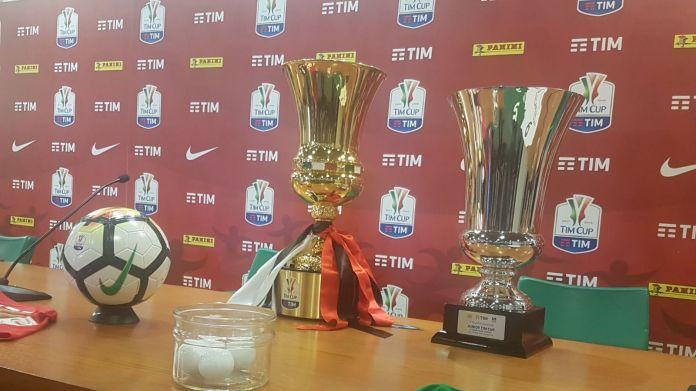 Coppa Italia: in campo Lazio-Milan. Emergenza per Inzaghi. Difesa improvvisata