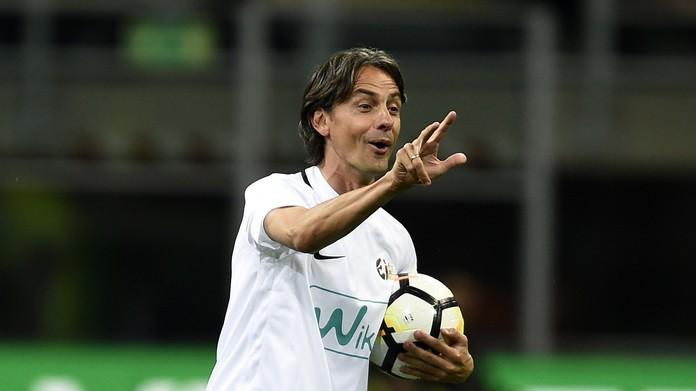 Inzaghi: Gattuso può fare quel che fece Conte alla Juve