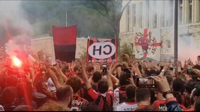 Tifosi Milan