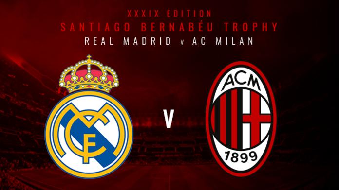Real Madrid-Milan