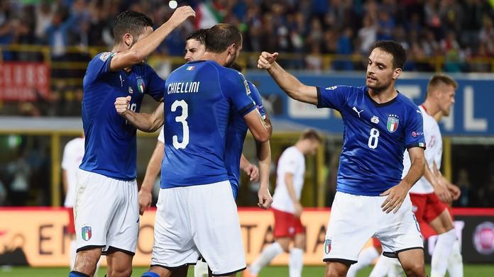 Italia, Acerbi: ''Di Lorenzo? Ha il futuro dalla sua parte''