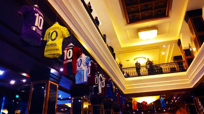 Calciomercato Hotel Melia
