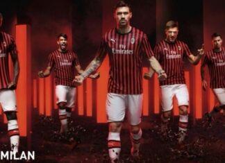 Milan maglia 2019 20