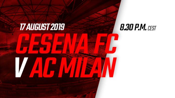 Cesena-Milan, ultimo test: probabili formazioni
