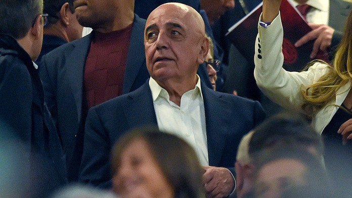 Milan, senti Galliani: