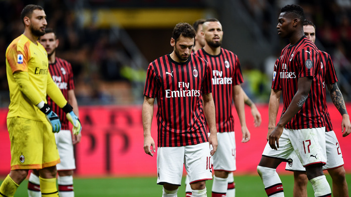 Classifica Serie A Milan A 5 Rispetto All Anno Scorso