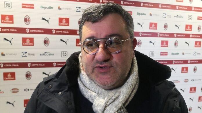 Calciomercato Juventus, Raiola:
