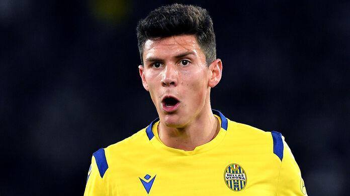 Hellas Verona-Inter, formazioni ufficiali. Borja Valero e Godin dal 1'