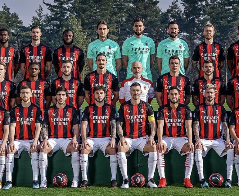 Milan, ritratto di famiglia: ecco la foto di squadra - FOTO