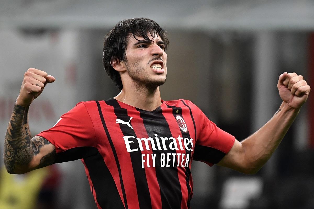 Tonali da applausi: primo gol e standing ovation a San Siro